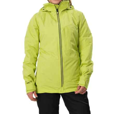 Burton [ak] 2L Embark Gore-Tex® Snowboard Jacket - Waterproof, Insulated (For Women) in Heathered Acid - Closeouts